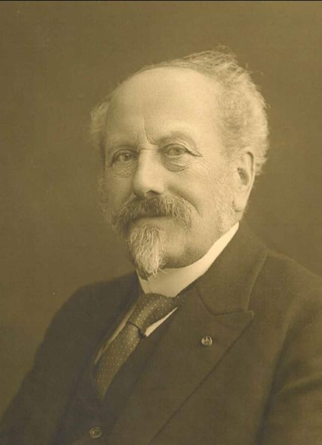 Cornelis Lely ca. 1920.