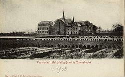 Klooster Sacré Coeur, ook bekend als Sint Luciaklooster.