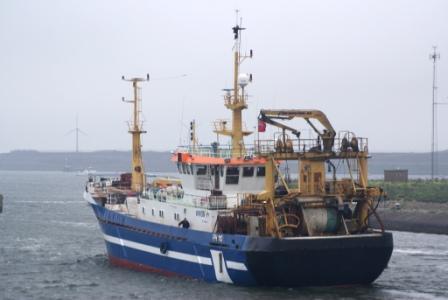 Trawler.