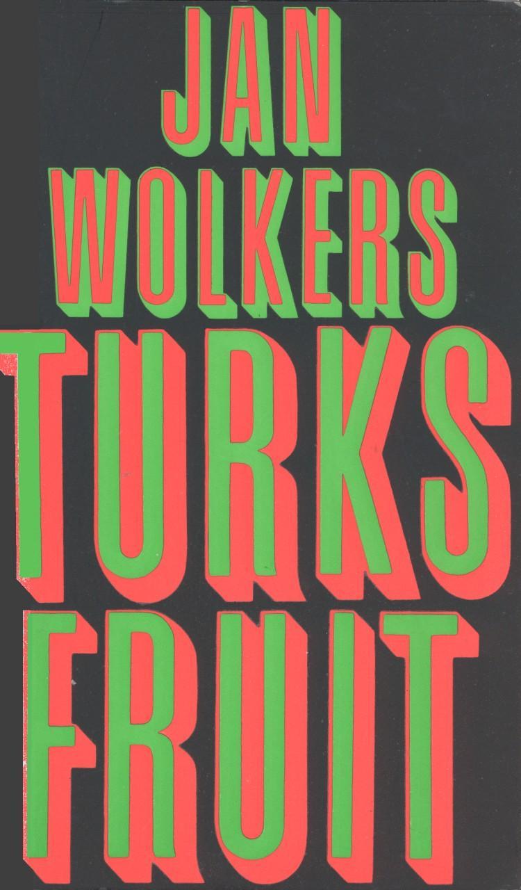 Boekomslag van Turks Fruit