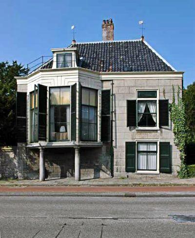 Huis van Mari Andriessen.