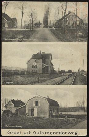 Het verdwenen dorp Rijk.