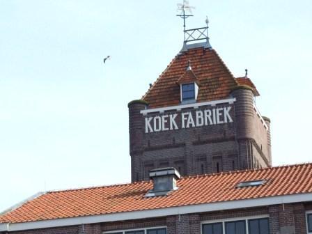 Verkadecomplex, watertoren 1904.