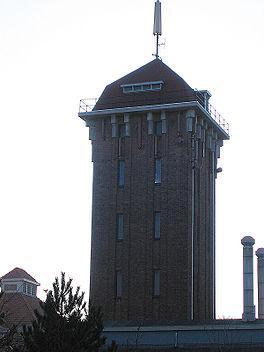 Watertoren ziekenhuis Vogelenzang