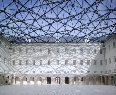 Scheepvaartmuseum binnenplein