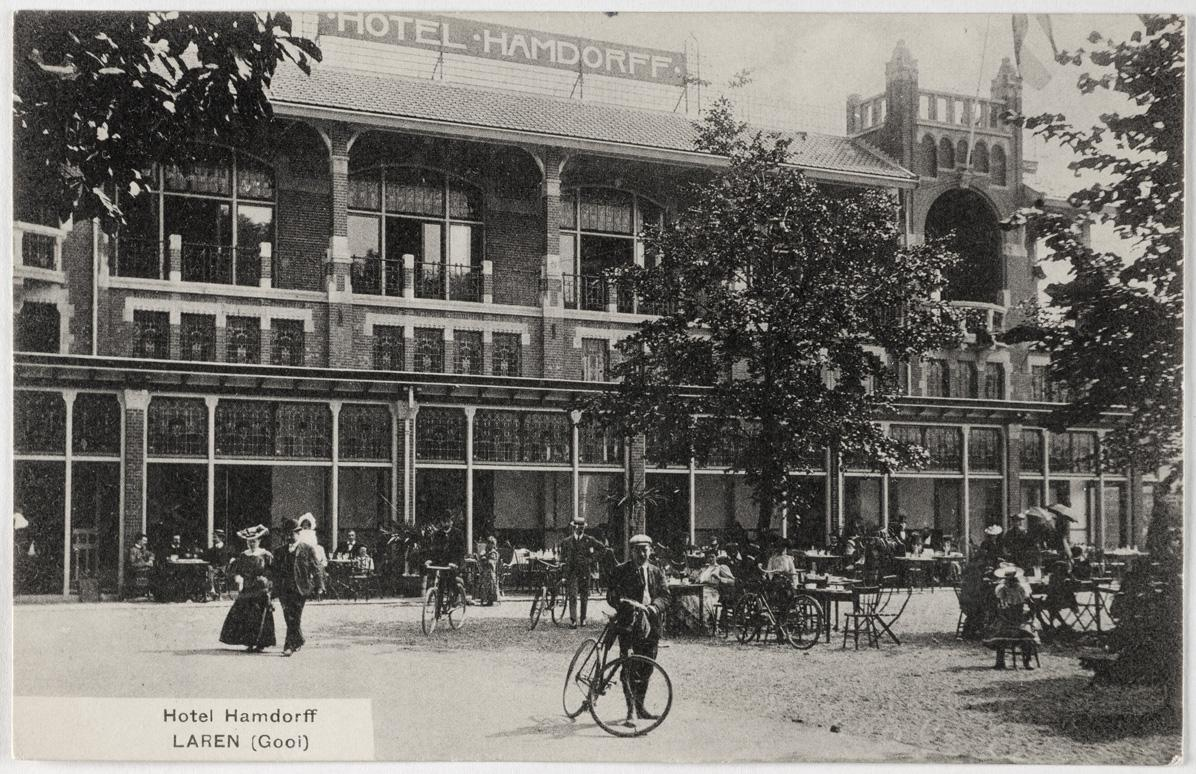 Hotel Hamdorff.