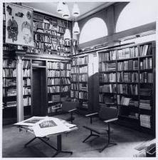 Boekhandel Rokin 74-76.