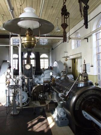 Museum Stoomgemaal Halfweg