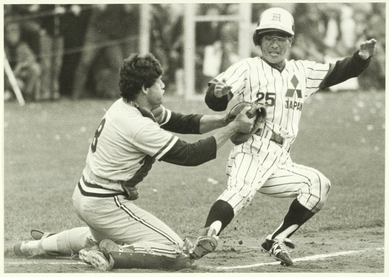 Honkbal 1985.
