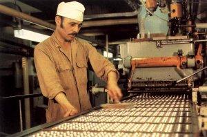 Turkse werknemer.