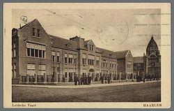 Rijkskweekschool voor onderwijzers.