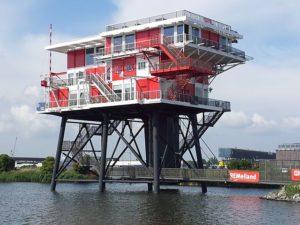 Amsterdam: de haven en het Noordzeekanaal