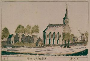 Het Kerkenpad van Beets naar Oudendijk