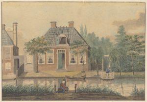 Kooplieden stichten buitenplaatsen in Ouderkerk