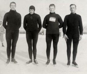 Olympisch schaatstalent uit Oudkarspel