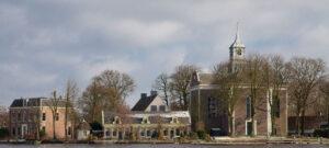 Eerste kerk Amstelland verrees in Ouderkerk