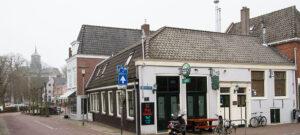 Café De Vrije Handel: gehaktballen uit de nor