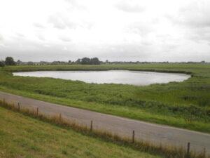 Dik Trom, water en de IJsselmeerdijk