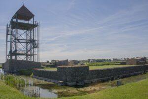 't Huys te Nuwendore: verdwenen burcht van Floris V