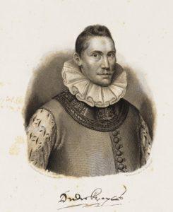 Dirck van Oss, stamvader VOC-mentaliteit