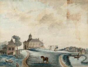 De mooiste ereboog voor Napoleon stond op de Koepoortsbrug