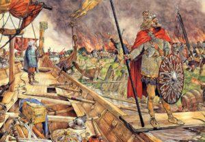 Vikingen in Nederland