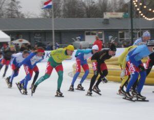 Noord Holland vol schaatsgeschiedenis