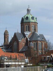 St. Cyriacus- en Franciscuskerk (Koepelkerk) in Hoorn