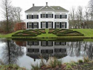 Buitenplaats Het Oude Hof in Bergen