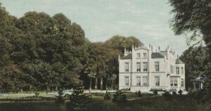 Bennebroekbos was ooit Huis te Bennebroek