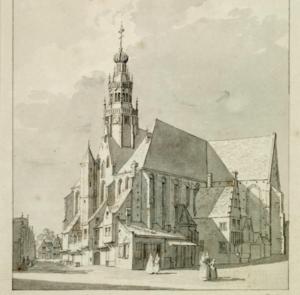 Grote Kerk Hoorn: toeristische impuls voor leegstaande kerk