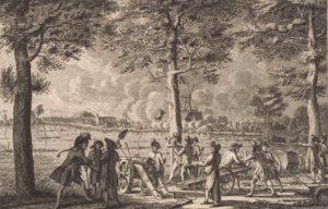 Pruisen en Patriotten in Diemen
