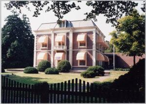 Villa Kranenburgh te Bergen