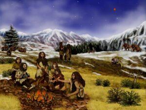 Neanderthalers: de eerste mensen in het Gooi
