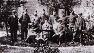 Soldaten in de Beemster