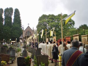 St. Janskerkhof, Laren