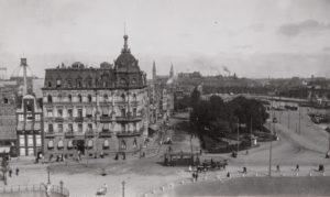 De Huisjes van het Victoria Hotel Amsterdam