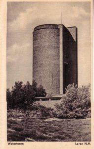 Een van de mooiste watertorens van Nederland