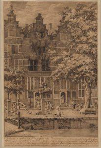 26 april 1683: grote brand aan de Herengracht