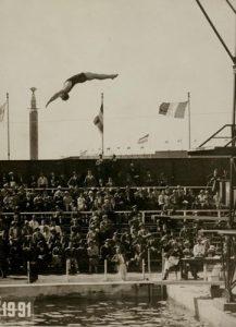 Jan Wils is de uitvinder van de Olympische rook (en niet van het vuur)