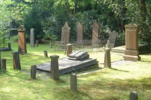 Oude begraafplaats Ruïnelaan