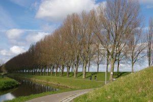 Stelling van Amsterdam: Zuidwestfront (Haarlemmermeer)