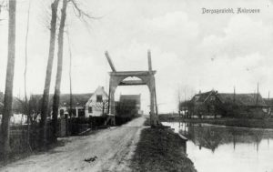Ankeveen: de Kooibrug