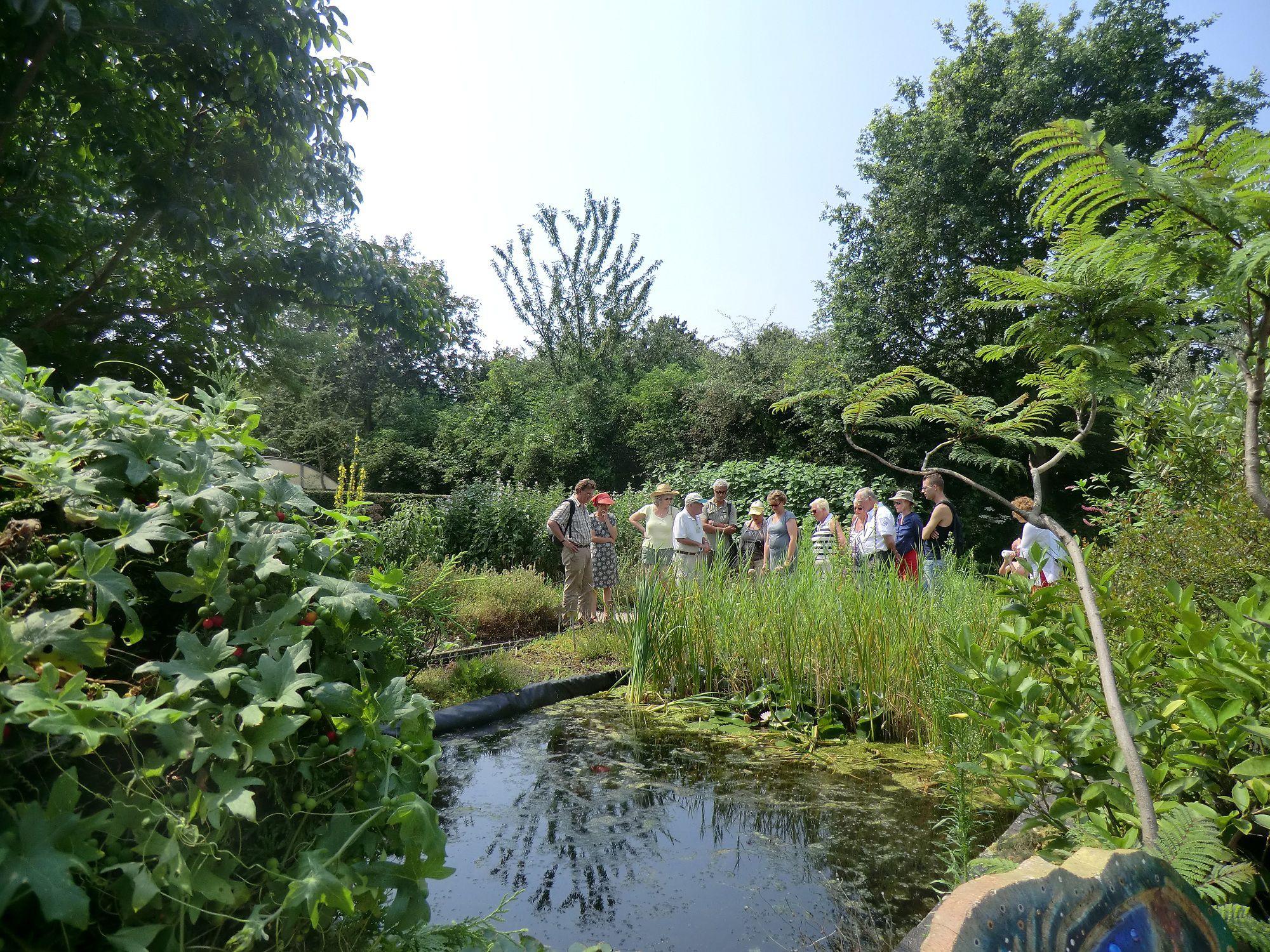 Botanische Tuin Alkmaar : Oneindig noord holland hortus alkmaar groene oase op een
