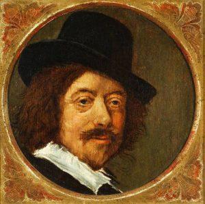 Het beeld van Frans Hals