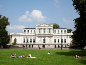 Paviljoen Welgelegen: zetel van kunst, koninklijke macht en provinciaal bestuur