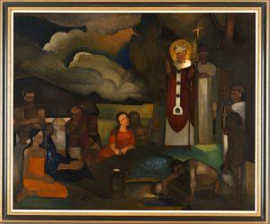 Henri Le Fauconnier en de Bergense School