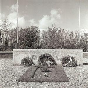 Georgische Erebegraafplaats Loladse op Texel
