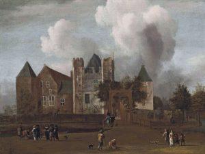 Archeologisch onderzoek naar Slot Purmersteijn