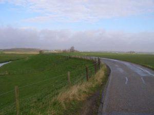Spaarndammerdijk tussen Amstel en Spaarne